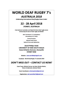 WDR7's VENUE & EVENTS Newsflash